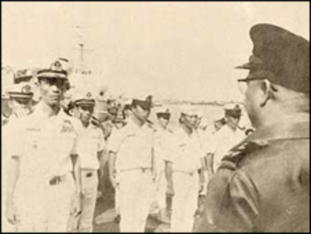 Hải quân Nam Việt Nam tham gia trận Hoàng Sa 1974