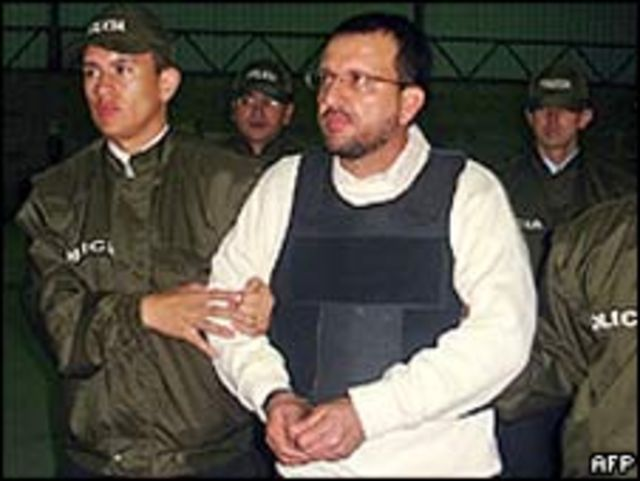 """""""Macaco"""" es extraditado a EE.UU."""