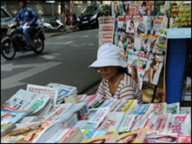 Báo chí, sách vở ở Việt Nam ngày càng phát triển đa dạng