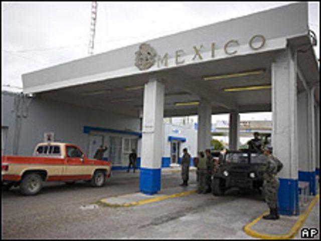 Frontera México/EE.UU.