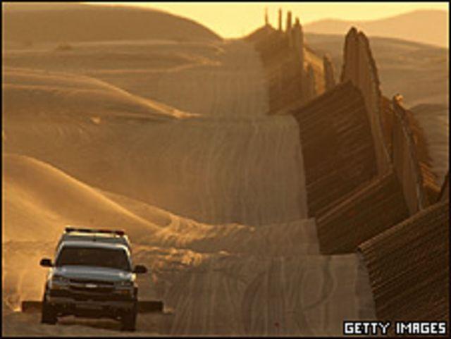 Frontera EE.UU./México