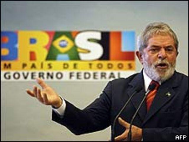 El presidente Lula da Silva anuncia el plan de 1 millón de viviendas