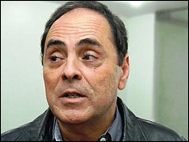 Héctor Navarro, ministro de Educación de Venezuela (imagen del gobierno venezolano)