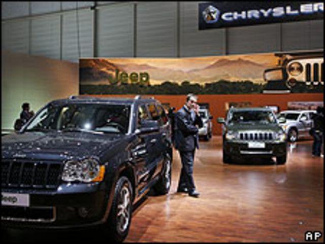Autos de Chrysler