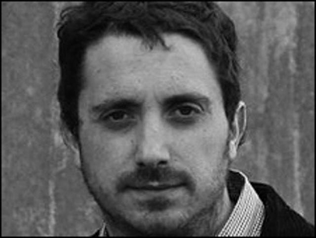 """Pablo Larraín, director de """"Tony Manero"""" (imagen cortesía del Bacifi)"""