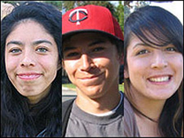 Estudiantes latinos en USA