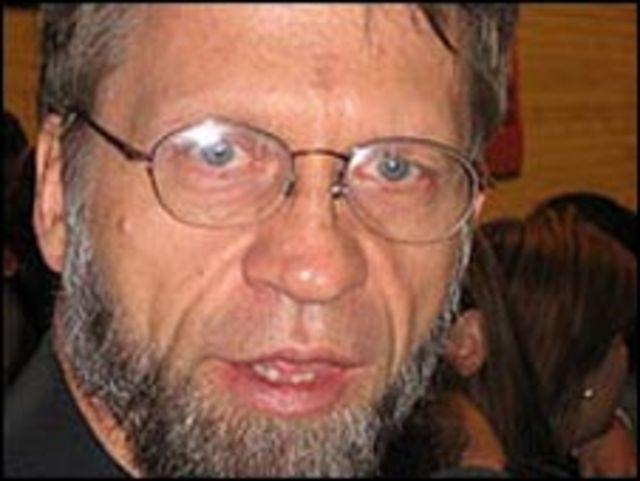Antanas Mockus, ex alcalde de Bogotá