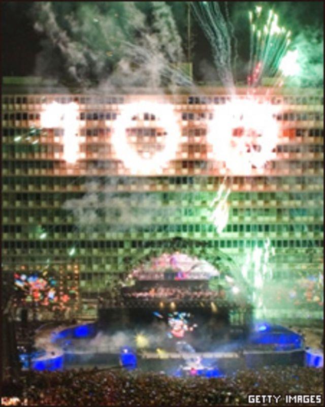 Festejos por el 100º aniversario de Tel Aviv