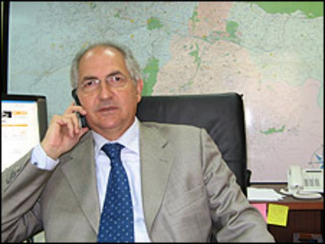 Antonio Ledezma en foto de archivo