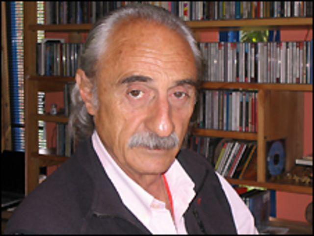 Sociólogo, Alfredo Molano