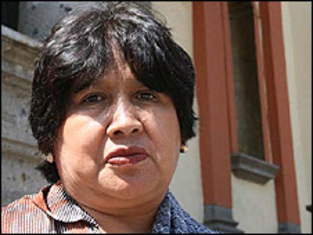 Teresa Granados.