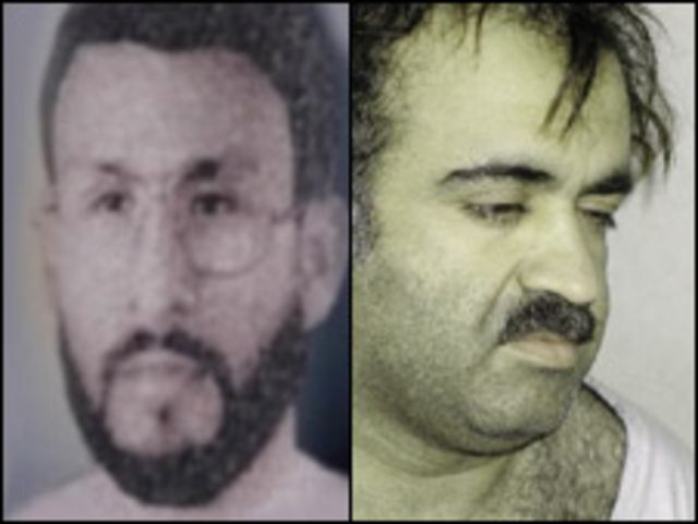 Abú Zubaydah y Khalid Sheikh Mohammed