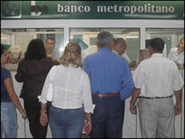 Banco Metroplitano de La Habana (Foto: Raquel Pérez).