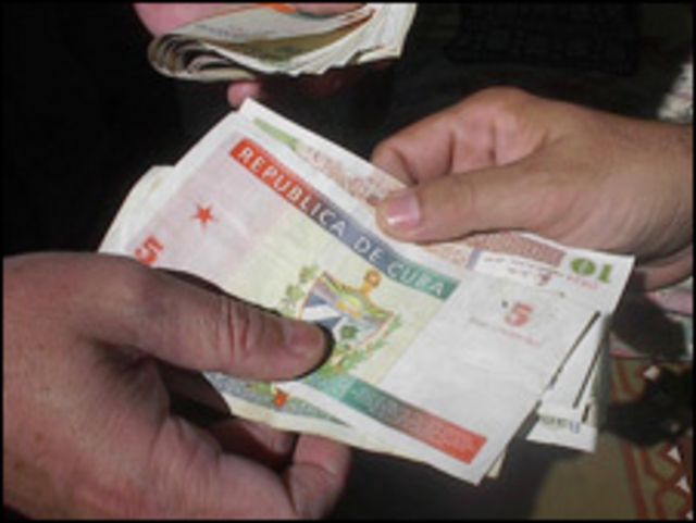 Peso cubano (Foto: Raquel P{erez).