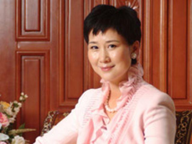 Bà Lý Tiểu Lâm