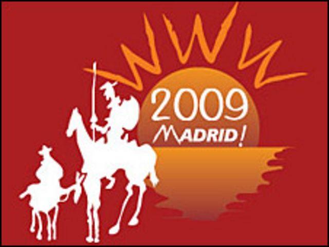 Logotipo del congreso WWW2009