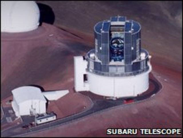 Telescopio Subaru