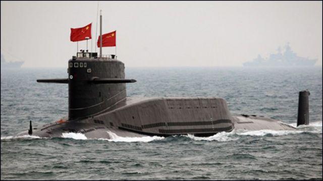 Trung Quốc đang biểu dương sức mạnh trên Biển Đông