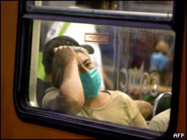 Precauciones en el metro, estación Pino Suárez