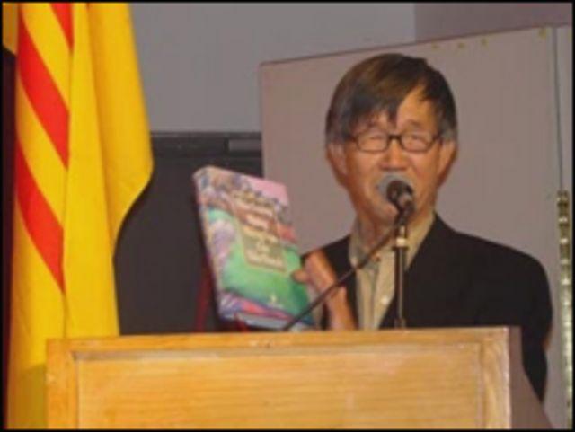 Diễn giả giới thiệu sách của Thảo Trường