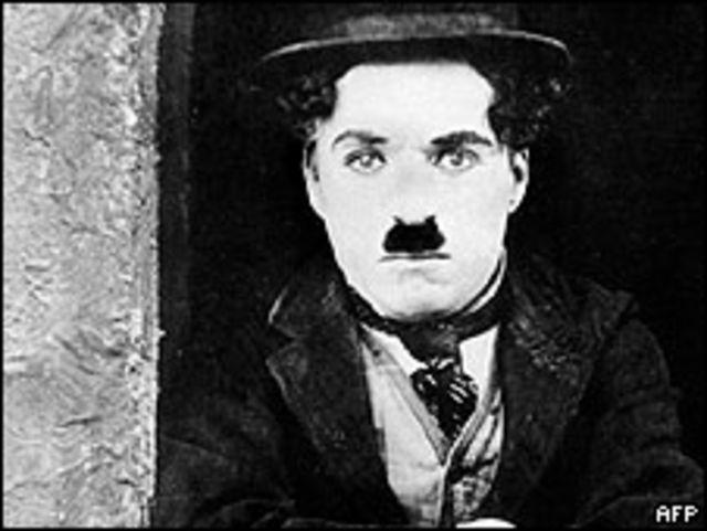 Charlie Chaplin era cliente de William Morris