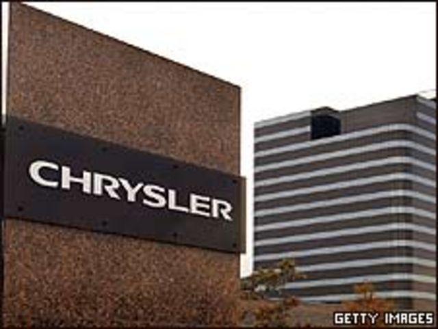 Sede de Chrysler en Michigan