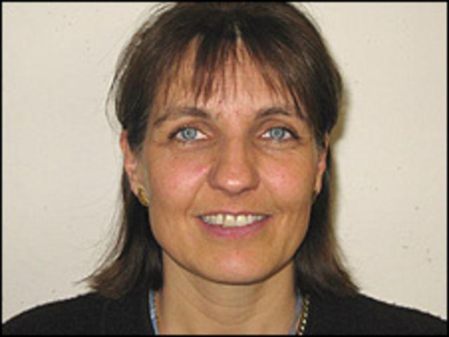 Dra. Sylvie Briand, directora interina del programa global de influenza de la OMS