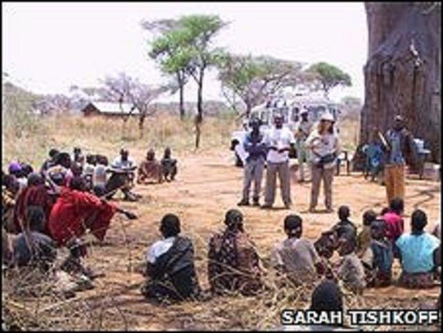 Un estudio llevado a cabo por Sarah Tishkoff ha descubierto el mapa genético de los africanos.
