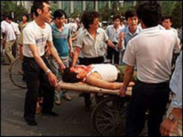 Không rõ bao nhiêu người đã chết trong sự biến Thiên An Môn 1989
