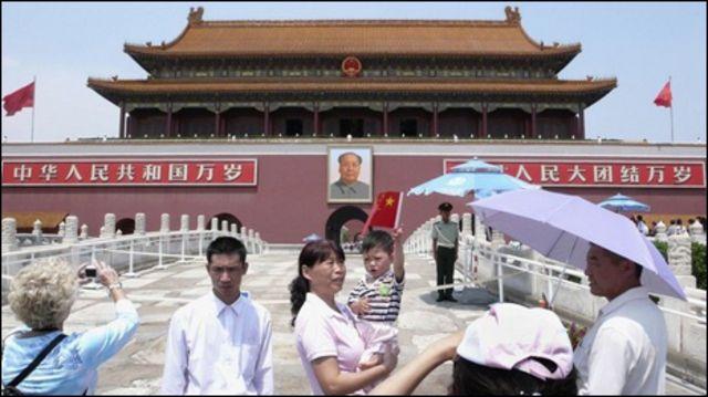 Năm nay đánh dấu 20 năm ngày xảy ra biến cố Thiên An Môn