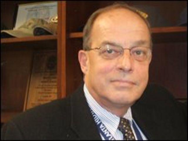 Jack Killorin, director de la HIDTA de Atlanta