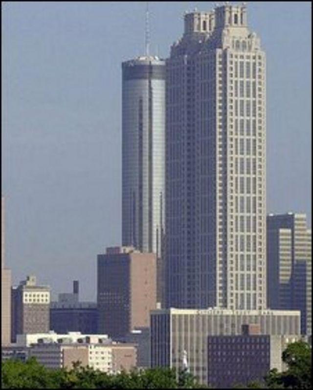 Rascacielos de Atlanta