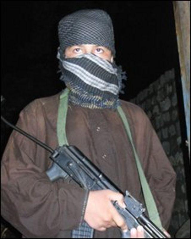 Combatiente del Talibán