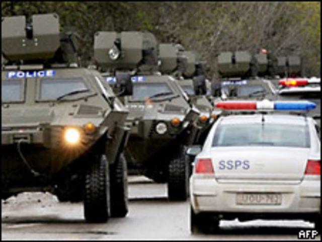 Военный мятеж в Грузии