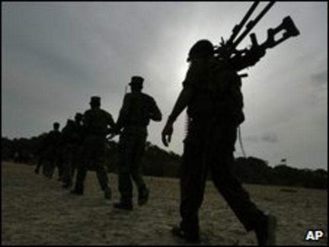 Por muchos años, los rebeldes tamiles manejaron casi un estado paralelo en el norte y este de Sri Lanka.