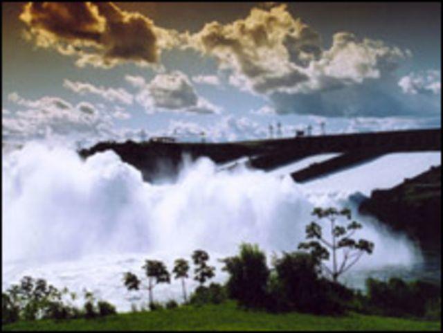 Itaipú   Foto: Cortesía de Itaipú Binacional