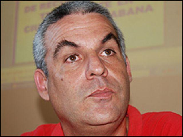 Carlos González, director de desarrollo provincial