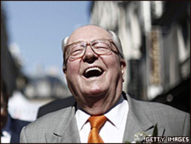 """""""Si prohibimos estas listas, habría que prohibir las de (Jean-Marie) Le Pen"""", señala Martine Aubry, jefa del Partido Socialista."""