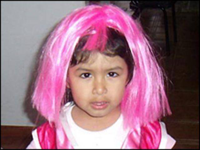 Sofía Yasmín Herrera. Cortesía: María Elena Delgado