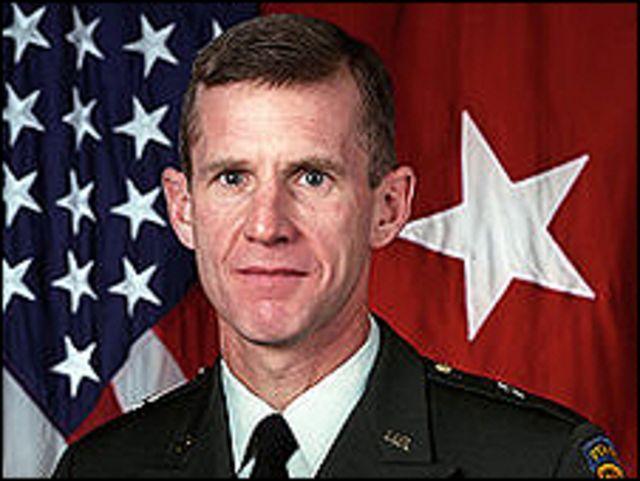 الجنرال ماك كريستال