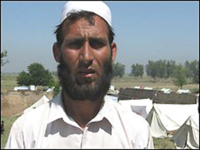 Ghalib Gul, maestro en Swat
