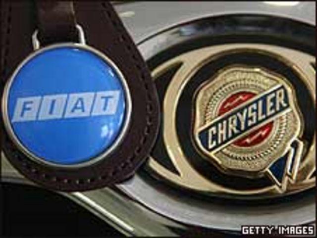 Fiat y Chrysler