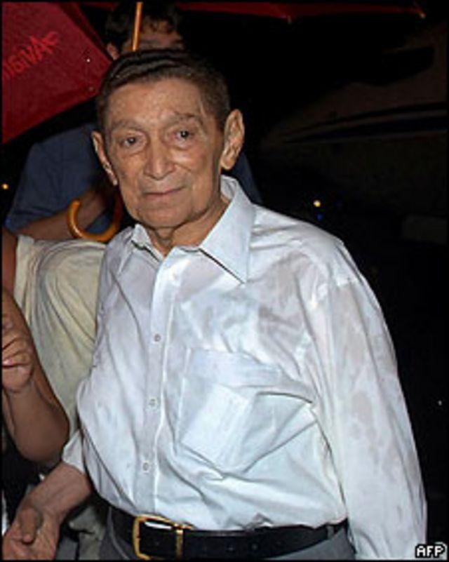 Rafael Escalona, compositor colombiano de vallenatos.