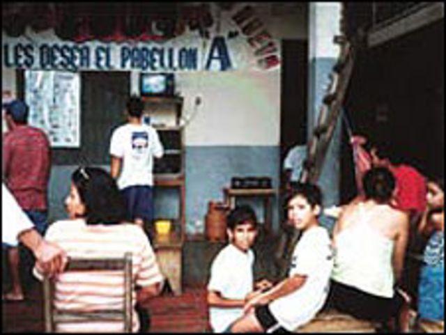 Penal de Palmasola (Foto:Archivo)
