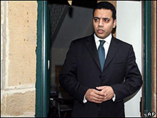 Shahid Malik, ex ministro de Justicia británico