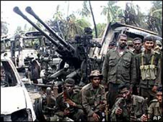 Ejército de Sri Lanka