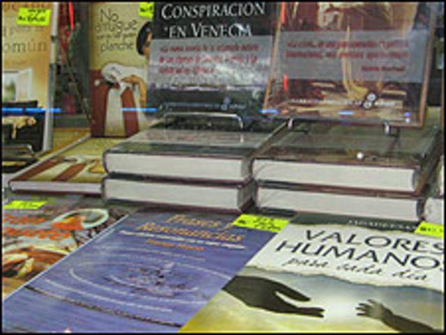 Librería en caracas