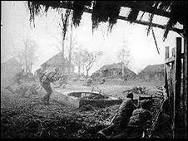 Avanzada del Ejército Rojo en 1942
