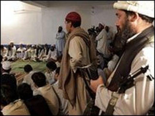 Talibán en Buner