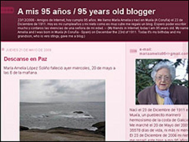 Blog de María Amelia